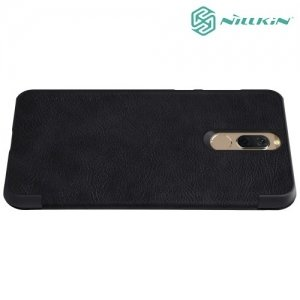 Nillkin Qin Series чехол книжка для Huawei Nova 2i - Черный