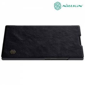 Nillkin Qin Series чехол книжка для Sony Xperia L2 - Черный
