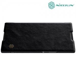 Nillkin Qin Series чехол книжка для Sony Xperia XA1 Ultra - Черный