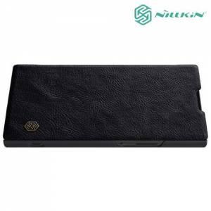 Nillkin Qin Series чехол книжка для Sony Xperia XA2 - Черный