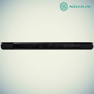 Nillkin Qin Series чехол книжка для Sony Xperia Z5 Compact - Черный