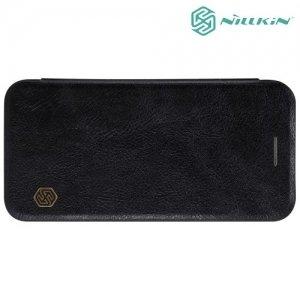 Nillkin Qin Series чехол книжка для iPhone 8/7 - Черный