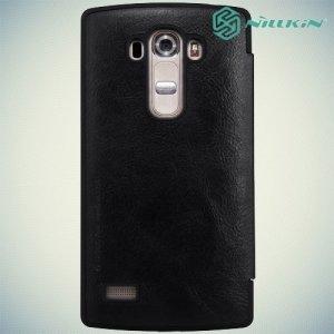 Nillkin Qin Series чехол книжка для LG G4s H736 - Черный