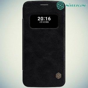 Nillkin Qin Series чехол книжка для LG G5 / G5 SE - Черный