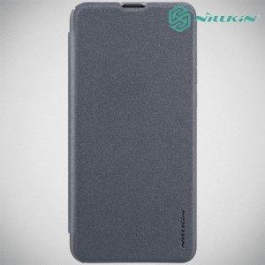 Nillkin Sparkle флип чехол книжка для Huawei nova 4 - Серый