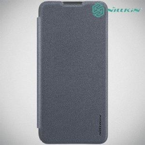 Nillkin Sparkle флип чехол книжка для Huawei P30 Lite - Серый