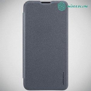 Nillkin Sparkle флип чехол книжка для Samsung Galaxy S10e - Серый