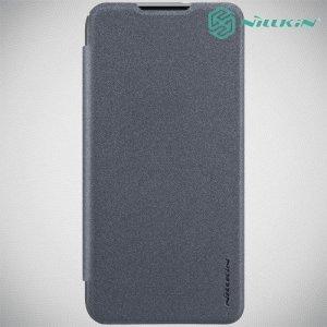 Nillkin Sparkle флип чехол книжка для Xiaomi Mi Play - Серый