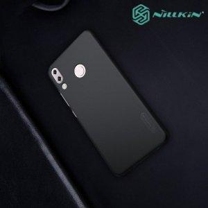 NILLKIN Super Frosted Shield Клип кейс накладка для Asus Zenfone Max M2 ZB633KL - Черный