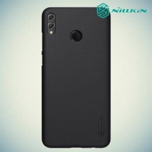 NILLKIN Super Frosted Shield Клип кейс накладка для Huawei Honor 8X Max - Черный