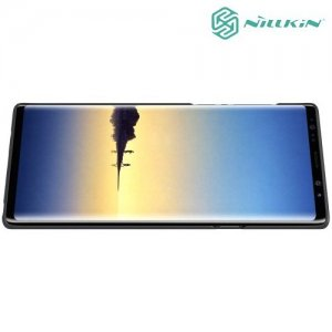 NILLKIN Super Frosted Shield Клип кейс накладка для Samsung Galaxy Note 9 - Черный