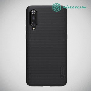 NILLKIN Super Frosted Shield Клип кейс накладка для Xiaomi Mi 9 SE - Черный