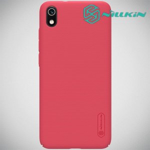 NILLKIN Super Frosted Shield Клип кейс накладка для Xiaomi Redmi 7A - Красный