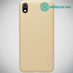 NILLKIN Super Frosted Shield Клип кейс накладка для Xiaomi Redmi 7A - Золотой
