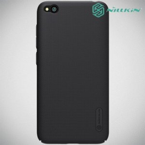 NILLKIN Super Frosted Shield Клип кейс накладка для Xiaomi Redmi Go - Черный