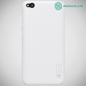 NILLKIN Super Frosted Shield Клип кейс накладка для Xiaomi Redmi Go - Белый