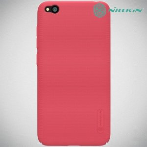 NILLKIN Super Frosted Shield Клип кейс накладка для Xiaomi Redmi Go - Красный