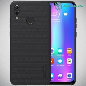 NILLKIN Super Frosted Shield Клип кейс накладка для Xiaomi Redmi Note 7 / Note 7 Pro - Черный