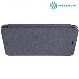 Nillkin ультра тонкий чехол книжка для HTC Desire 530 / 630 - Sparkle Case Серый