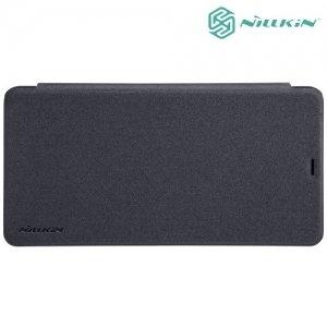 Nillkin ультра тонкий чехол книжка для HTC U Ultra - Sparkle Case Серый