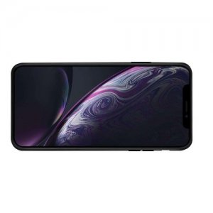 NXE Glass Case Силиконовый Стеклянный чехол для iPhone XR