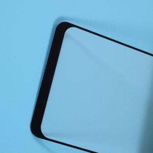 Олеофобное Закаленное Защитное Стекло для Oppo A12 черное