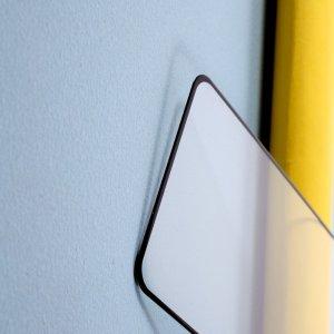 Олеофобное Закаленное Защитное Стекло для Samsung Galaxy A32 черное