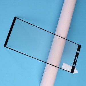 Олеофобное Закаленное Защитное Стекло для Sony Xperia 5 прозрачное
