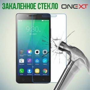 OneXT Закаленное защитное стекло для Lenovo A6010 / A6010 Plus
