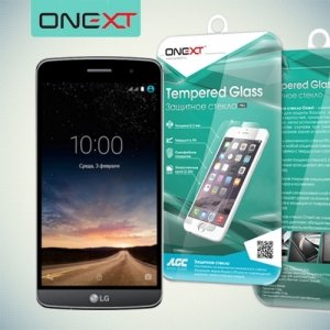 OneXT Закаленное защитное стекло для LG Ray X190