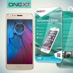 OneXT Закаленное защитное стекло для Motorola Moto G5S