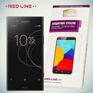RedLine Закаленное защитное стекло для Sony Xperia XZ1 Compact