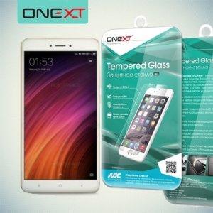 OneXT Закаленное защитное стекло для Xiaomi Redmi Note 4X