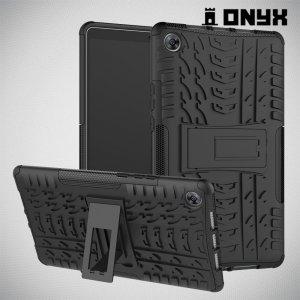 ONYX Противоударный бронированный чехол для Huawei MediaPad M5 8 - Черный