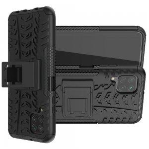 ONYX Противоударный бронированный чехол для Huawei P40 Lite - Черный