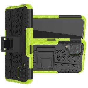 ONYX Противоударный бронированный чехол для Huawei P40 Lite - Зеленый
