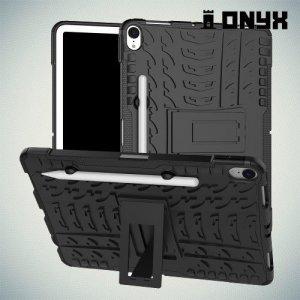 ONYX Противоударный бронированный чехол для iPad Pro 11 (2018) - Черный