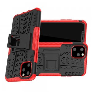 ONYX Противоударный бронированный чехол для iPhone 11 Pro Max - Красный