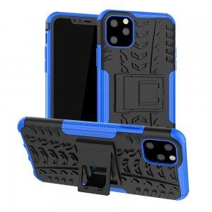 ONYX Противоударный бронированный чехол для iPhone 11 Pro Max - Синий / Черный