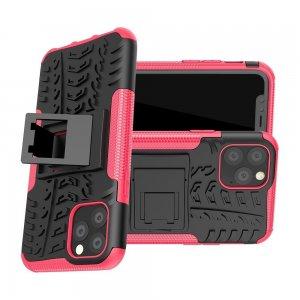 ONYX Противоударный бронированный чехол для iPhone 11 Pro - Розовый