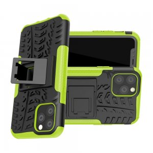 ONYX Противоударный бронированный чехол для iPhone 11 Pro - Зеленый