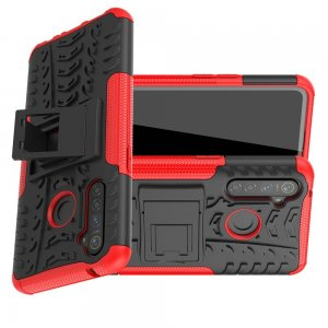 ONYX Противоударный бронированный чехол для OPPO Realme 5 Pro - Красный