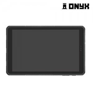 ONYX Противоударный бронированный чехол для Samsung Galaxy Tab A 10.5 2018 SM-T595 SM-T590 - Черный