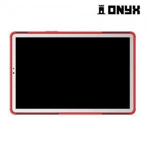 ONYX Противоударный бронированный чехол для Samsung Galaxy Tab S5e SM-T720 - Красный