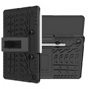 ONYX Противоударный бронированный чехол для Samsung Galaxy Tab S6 Lite 10.4 - Черный