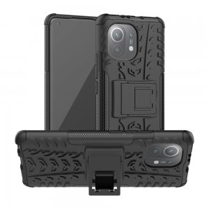 ONYX Противоударный бронированный чехол для Xiaomi Mi 11 - Черный