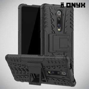 ONYX Противоударный бронированный чехол для Xiaomi Mi 9T - Черный