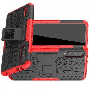 ONYX Противоударный бронированный чехол для Xiaomi Mi A3 - Красный