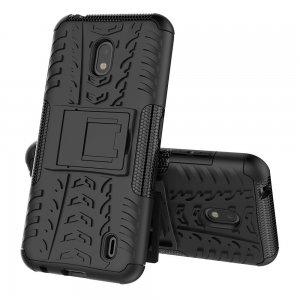 ONYX Противоударный бронированный чехол для Xiaomi Redmi 8A - Черный