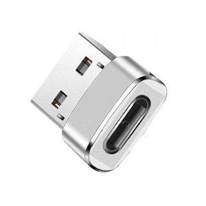 OTG переходник USB на USB Type-C Red Line